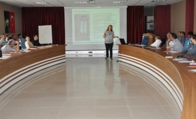 Sağlık Personellerine İş Sağlığı Eğitimi