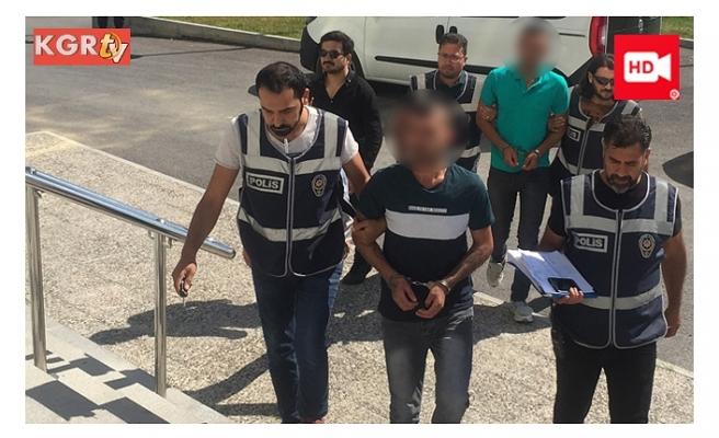 Silahla Yaralama Olayına: 2 Tutuklama
