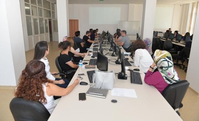 KMÜ'de Hizmetiçi Eğitim