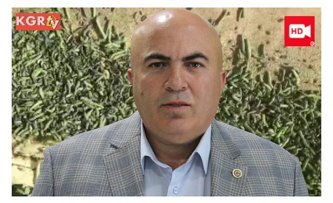 Mehmet Bayram Çiftçileri Uyardı