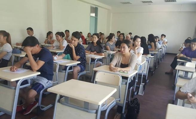 Yabancı Uyruklu Öğrenci Sınavı Yurtdışında