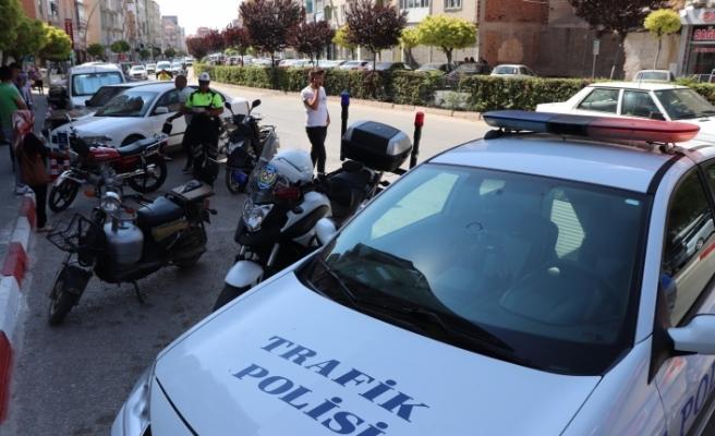 Elektrikli Bisiklet Ve Motorsikletlere Yöenelik Denetimler Arttırıldı
