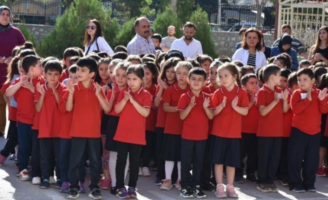 2019-2020 Eğitim ve Öğretim Yılının İlk Ders Zili Çaldı