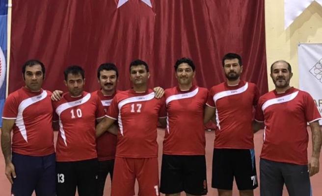 Türkiye Öğretmenler Kupası Voleybol Şampiyonu Özel Başarı Koleji