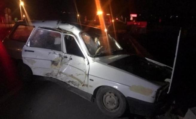 Karaman Ereğli Yolunda Trafik Kazası: 5 Yaralı