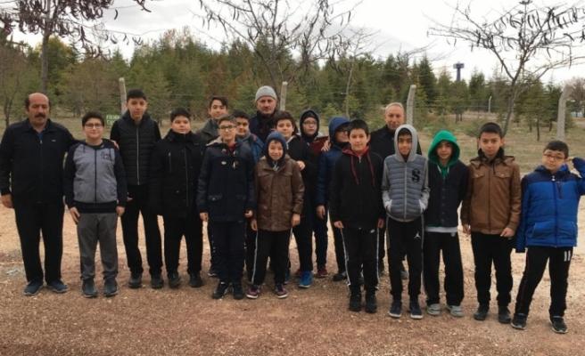 Vali Meral Hafız Öğrencilerle Hafta Sonu Yürüyüşü Yaptı