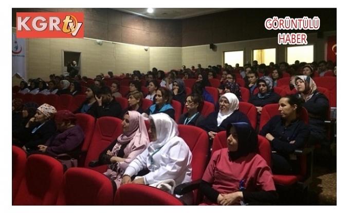 Türk Kızılay'ından Kök Hücre ve Kan Bağışı Semineri
