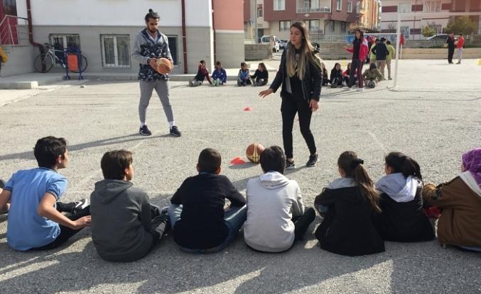 Besyo Öğrencileri İlk Öğretmenlik Deneyimlerini Yaşadılar