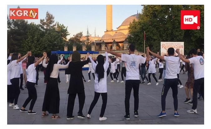 ''Dünya Atabarı Oynuyo'' Etkinliği Düzenlendi