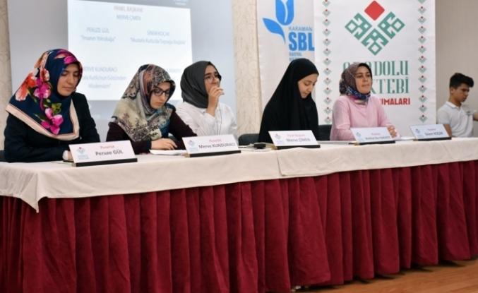 Üniversiteli Öğrencilerinden Lise Öğrencilerine Mustafa Kutlu Paneli