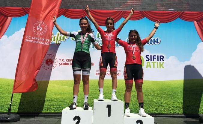 Duru Bulgur Performans Bisiklet Takımı Türkiye'nin En Büyüğü