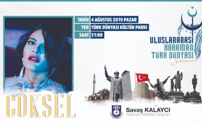 Uluslararası Karaman Türk Dünyası Şöleni Başlıyor