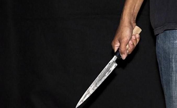 Kız Meselesi Yüzünden Tartıştığı Genci Bıçakladı
