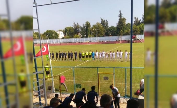 Kemerspor 2003-Karaman Belediyespor Maç Sonucu:2-0