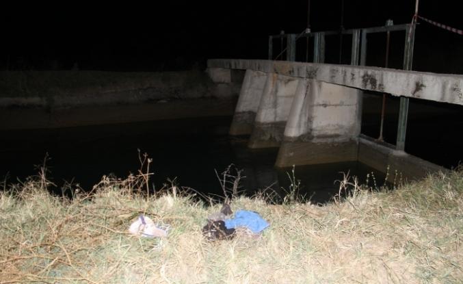 Yabancı Uyruklu Çoban Sulama Kanalında Can Verdi