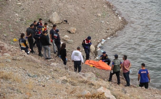 Fisandun Barajında Erkek Cesedi Bulundu