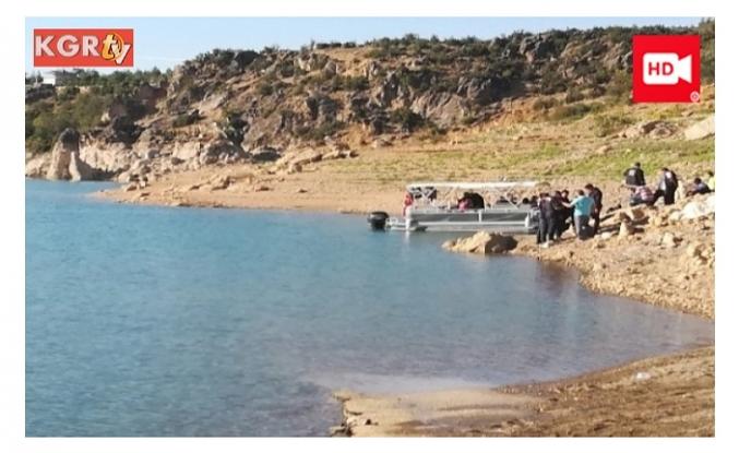 Serinlemek İçin Baraja Giren Genç Boğularak Hayatını Kaybetti