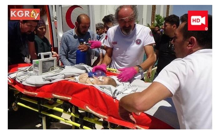 Hava Ambulansı Miraç Bebek İçin Havalandı
