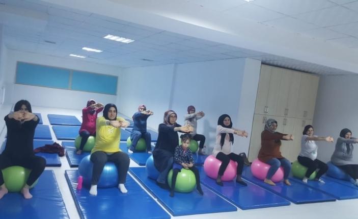Sağlıklı Hayat Merkezi Gebe Sınıfı