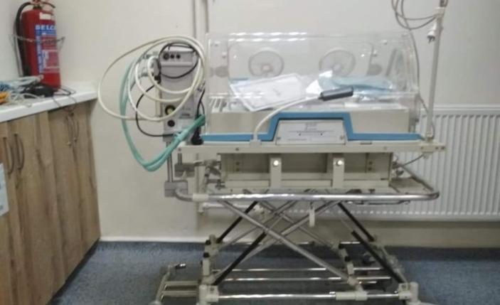 Dr. Recep Şeker'den Ambulans Kuvöz Müjdesi