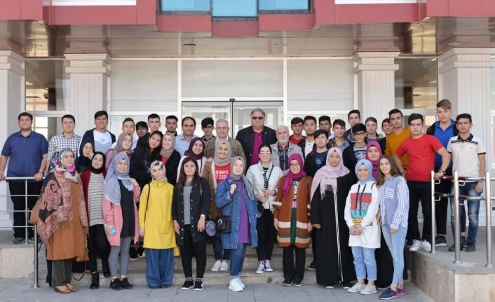 Anamur Anadolu İHL'den Kmü'ye Ziyaret