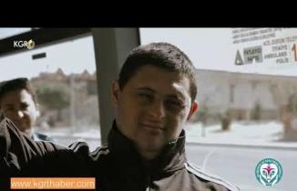 Karaman'da Çekimi  Yapılan DERVİŞ Filmi