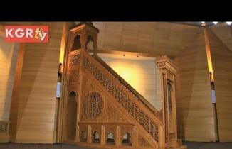 Karaman'ın En Büyük Camisi: Ahmet Yesevi Camisi