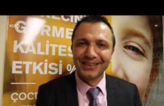 Yalçın: Karaman'da 2000 Kişiye Dokunduk, Merhaba Dedik